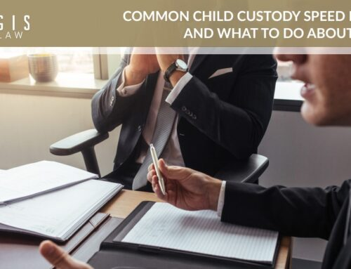 Common Child Custody Speed Bumps—and What to Do About Them