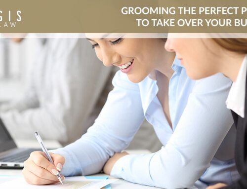 Grooming the Perfect Person to Take Over Your Business