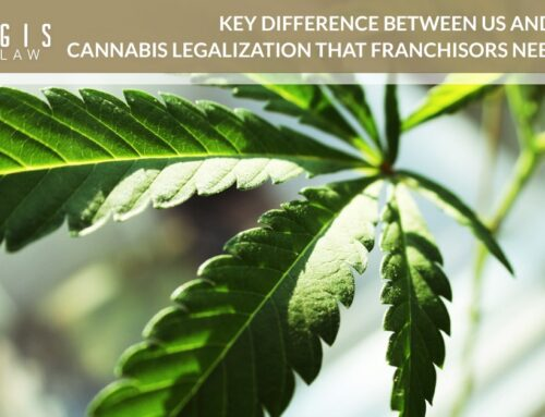 Key Difference Between US and Canadian Cannabis Legalization That Franchisors Need to Know